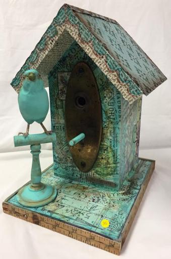 Birdhouse 35 - Eb Singer