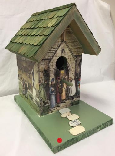 Birdhouse 36 - Ada Schintz
