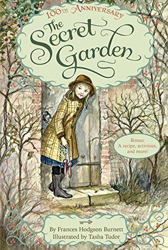 Cover: The Secret Garden
