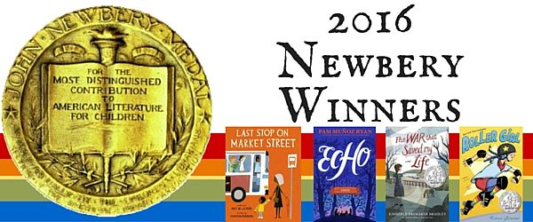 Link to 2016 Newbery Medal Winners
