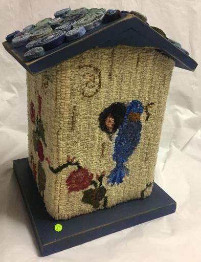 Birdhouse 33 - Suzanne White