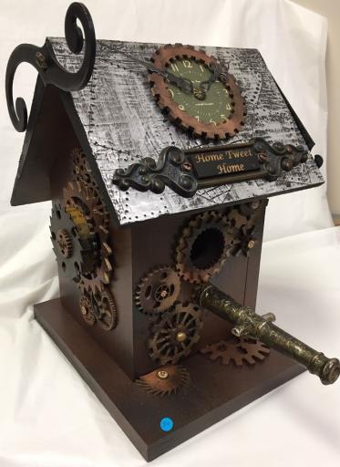 Birdhouse 34 - Erin Keck