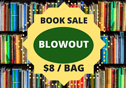 Book Sale Blowout Amelia Givin Library