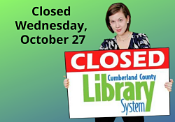 Closed Wed Oct 27