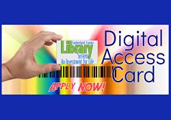 Digital Access Card