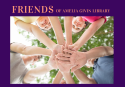 Friends of Amelia Givin Library