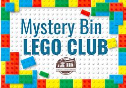 Mystery Bin Lego Club
