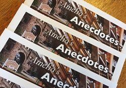 Amelia's Anecdotes Newsletters