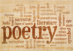 Monthly Poetry Event