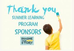 Sponsors of 2020 Summer Learning Program