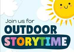 Outdoor Storytime