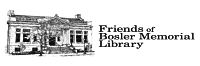 Friends of Bosler Memorial Library