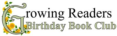 Growing Readers Birthday Book Club