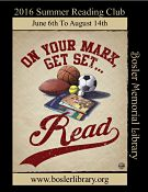 Summer Reading Kick-Off Event 2015