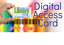 digital access card apply now