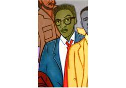 Bayard Rustin illustration