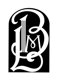 BML (Bosler Memorial Library) logo
