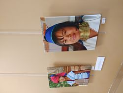 The Faces of Myanmar by Janet Powers