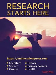 Research Starts Here: Literature, Science, Careers, History, Primary Sources, Health; Salem Press