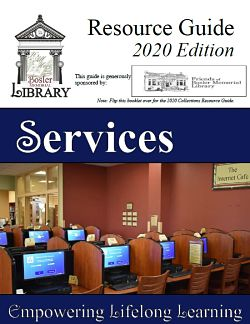 Resource Guide 2020 Edition: Services