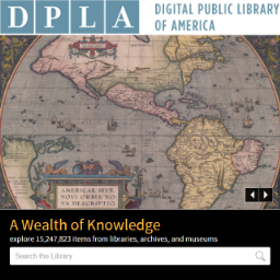 Search the Digital Public Library of America, a collection of millions of cultural heritage objects from libraries, archives, and museums across the country, for images.