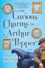 Curious Charms of Arthur Pepper book cover