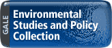 Link to GALE Environmental Studies and Policy Collection