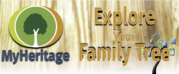 MyHeritage - Explore Your Family Tree! Find this and other Genealogical resources