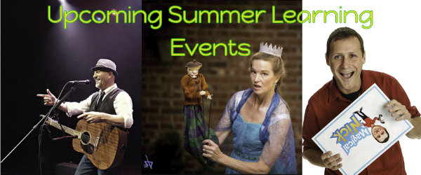 Upcoming Summer Learning Program Events for 2018
