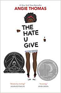 The Hate U Give by Angie Thomas - NYT Bestseller