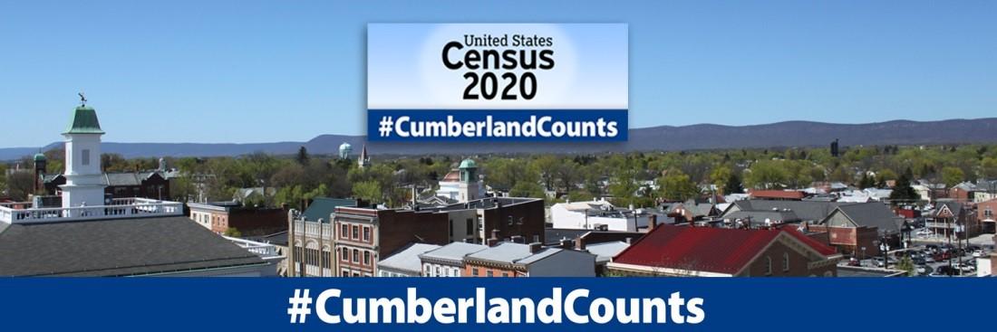 The United States Census 2020 - #CumberlandCounts