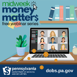 Midweek Money Matters - webinar series