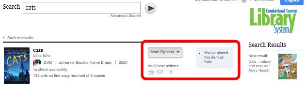 Refine Search example 03