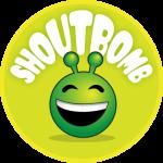 ShoutBomb logo