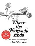 Where the Sidewalk Ends by Shel Silverstein cover photo