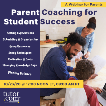 Parent Coaching for Student Success