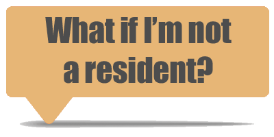Non-Resident Questions