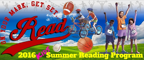 2016 Kids Summer Reading Program