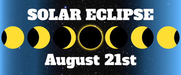 Solar Eclipse August 21st