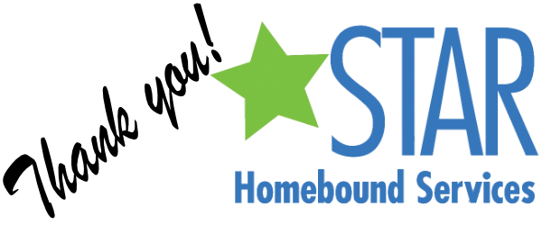 Thank You! STAR Homebound Services