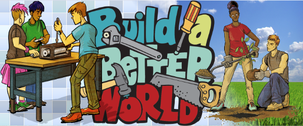 Build A Better World - 2017 Summer Learning Program