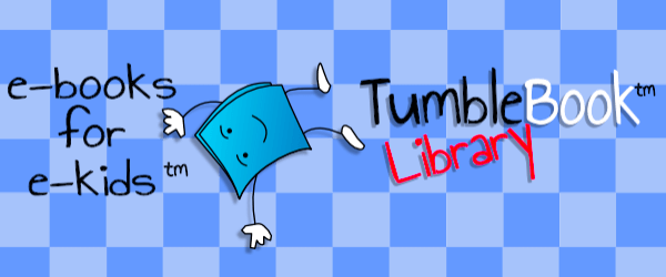 TumbleBooks Library - e-books for e-kids