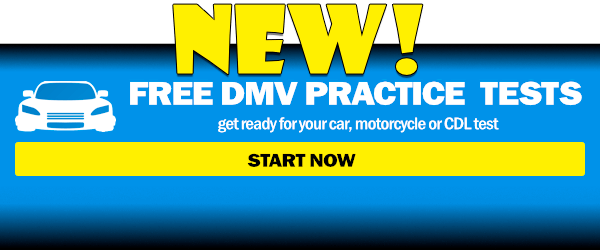 New! Free DMV Practice Tests