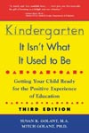 Find it at your library - Kindergarten - It Isn't What It Used to Be