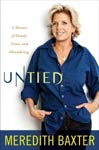 Find it at your Library - Untied - Meredith Baxter
