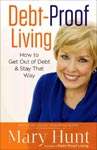 Find it at your library: Debt-proof Living : How to Get Out of Debt and Stay That Way