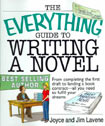 Find it at the library - The Everything Guide to Writing a Novel