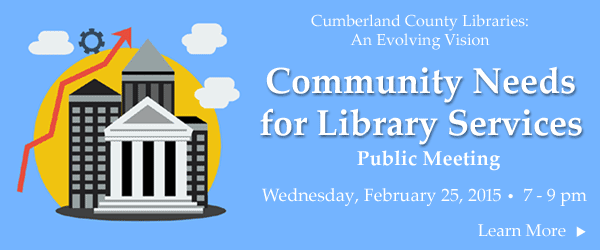 Community Needs for Library Services