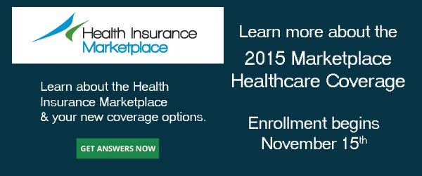2015 Health Insurance Marketplace slide