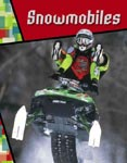 Find it in your library: Snowmobiles